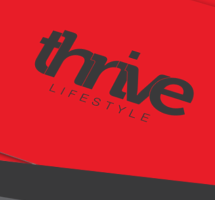 Thrive Lifestyle Business Card