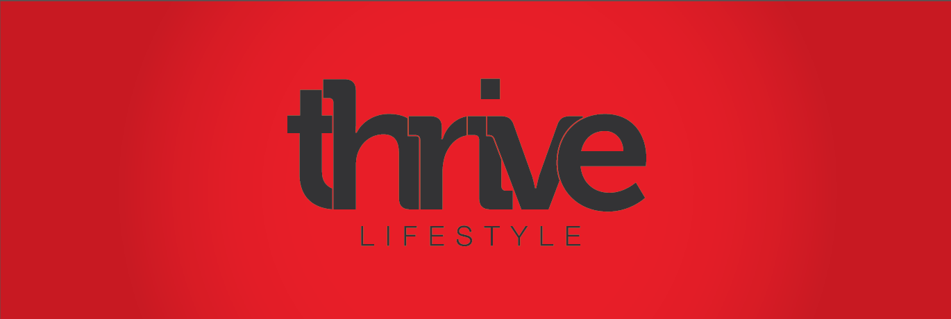 Thrive Lifestyle Logo Design